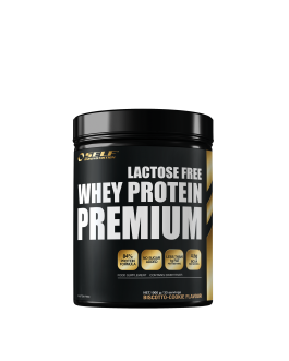 Self Lactose Free Whey Protein Premium Biscotto-Cookie