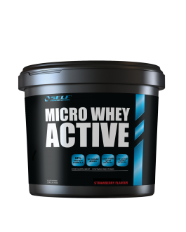Self Micro Whey Protein Active | 1 kg | Strawberry