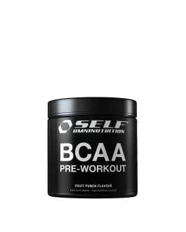 Self BCAA Pre-Workout | 300g | Fruit Punch