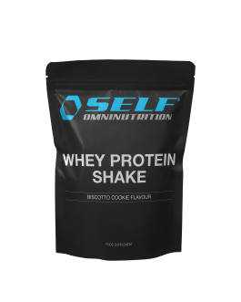 Self Whey Protein Shake | 1kg | Biscotto-Cookie
