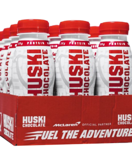Huski Chocolate Protein | 12 Flaskor