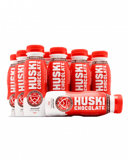 12 x Huski Chocolate Regular | 250ml