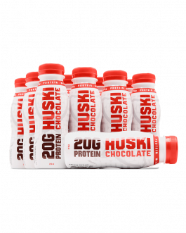 12 x Huski Chocolate Protein | 250ml