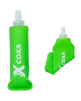 Coxa Soft Flask grön