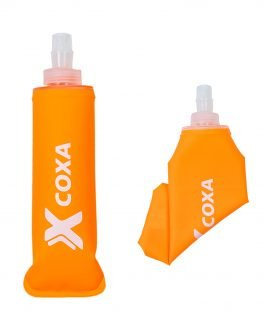 Coxa Soft Flask | 350ml | Orange