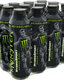 Monster HydroSport Striker Sportdryck | 65cl | 12-pack