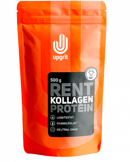 Upgrit Rent Kollagenprotein | 500g
