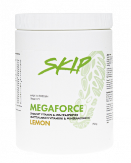 Skip Megaforce| Vitaminer & Mineraler | 786g